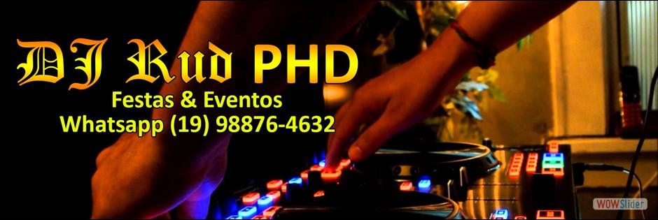 Dj Rud PHD Festas e Eventos